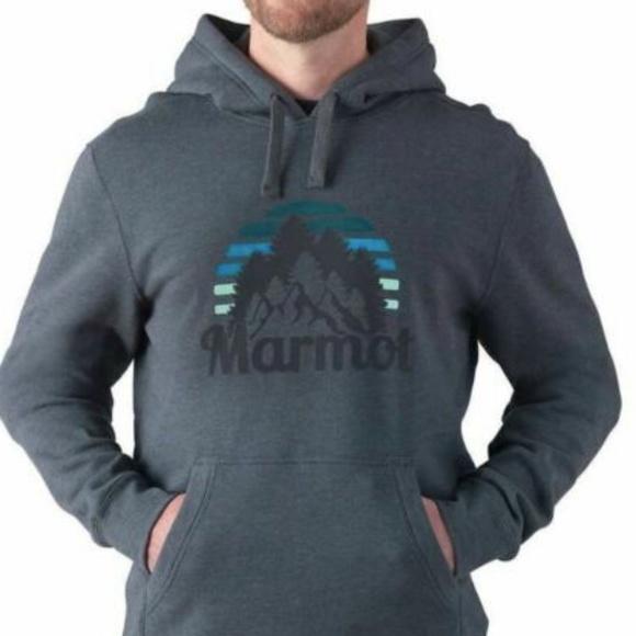 Marmot Other - *NEW* Marmot Men's Hooded Sweatshirt
